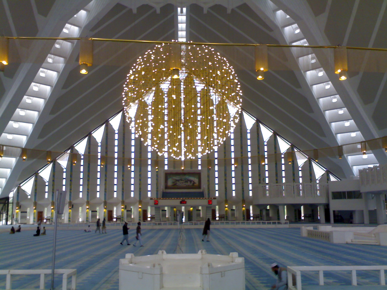 Welcome To The Islamic Holly Places Faisal Mosque