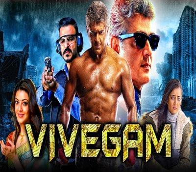 Vivegam (2018) Hindi Dubbed 720p HDRip