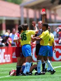 Brasil 1x0 E.U.A - 1994