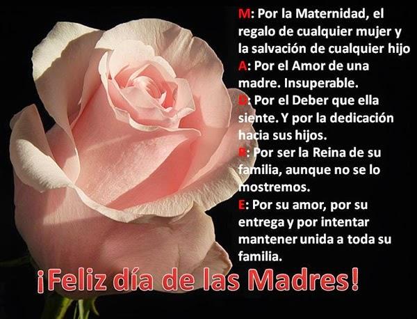 Frases Dia De La Madre: Por La Maternidad El Regalo