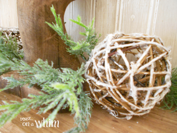 At Home for Christmas | a Sponsored Post from Denise on a Whim