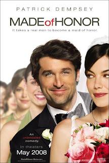 Ver online:Quiero robarme ala novia (La boda de mi novia / Made of Honor) 2008