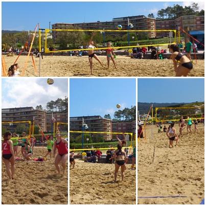 Club voleibol sestao buen dia de voley playa en plentzia - Temperatura en plentzia ...