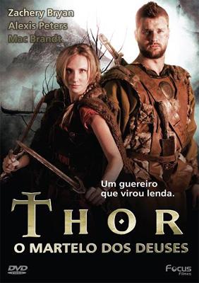 Filme Poster Thor - O Martelo dos Deuses DVDRip XviD Dual Audio & RMVB Dublado