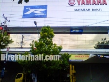 Info Loker Marketing di Yamaha Mataram Sakti Pati