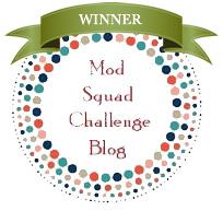 August 31 MSC Winner :)