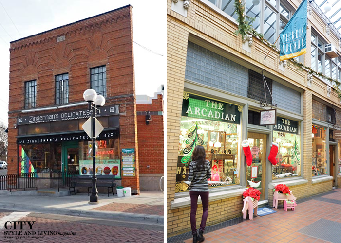 zingermans, ann arbor, nickels arcade, fashion blogger,