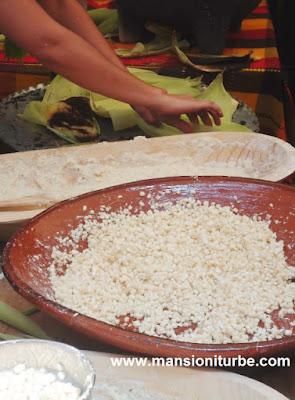 El Maíz ingrediente fundamental en la Cocina Tradicional Michoacana