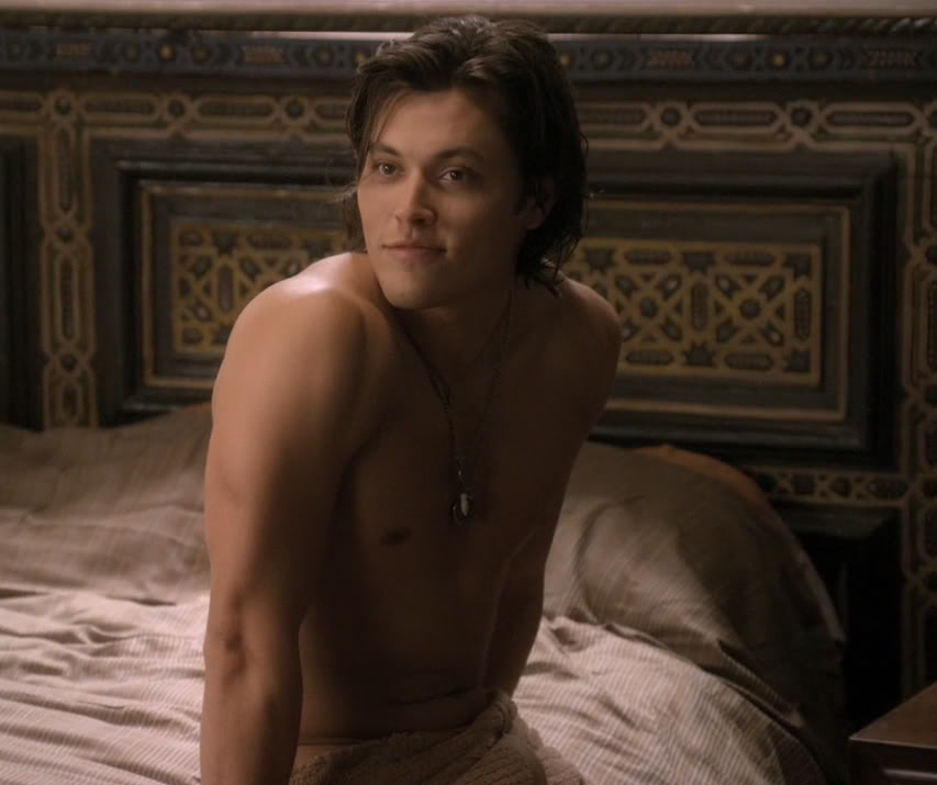 blair redford who is he dating