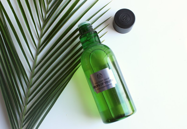 The Body Shop Drops of Youth, Youth-Essence Lotion
