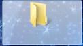 criar pasta invisivel windows 2012
