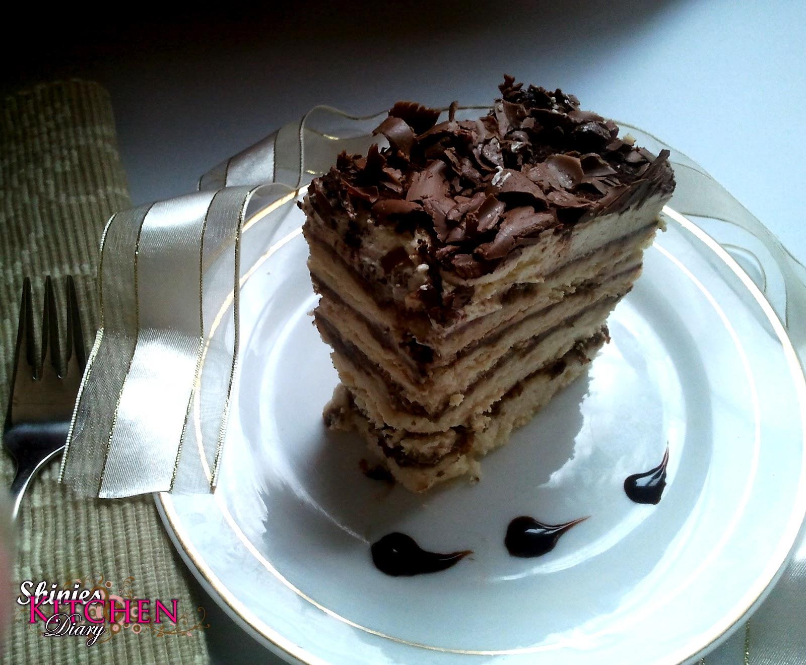 Diabetic Tiramisu Cake Recipe