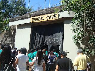 zoobic cave gate in zoobic safari