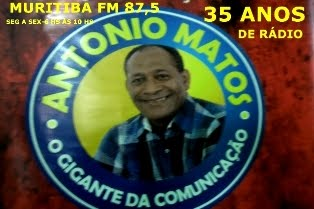 PROGRAMA ALERTA O RECÔNCAVO DE SEGUNDA A SEXTA DAS 06 ÁS 10. MURITIBA FM 87,5