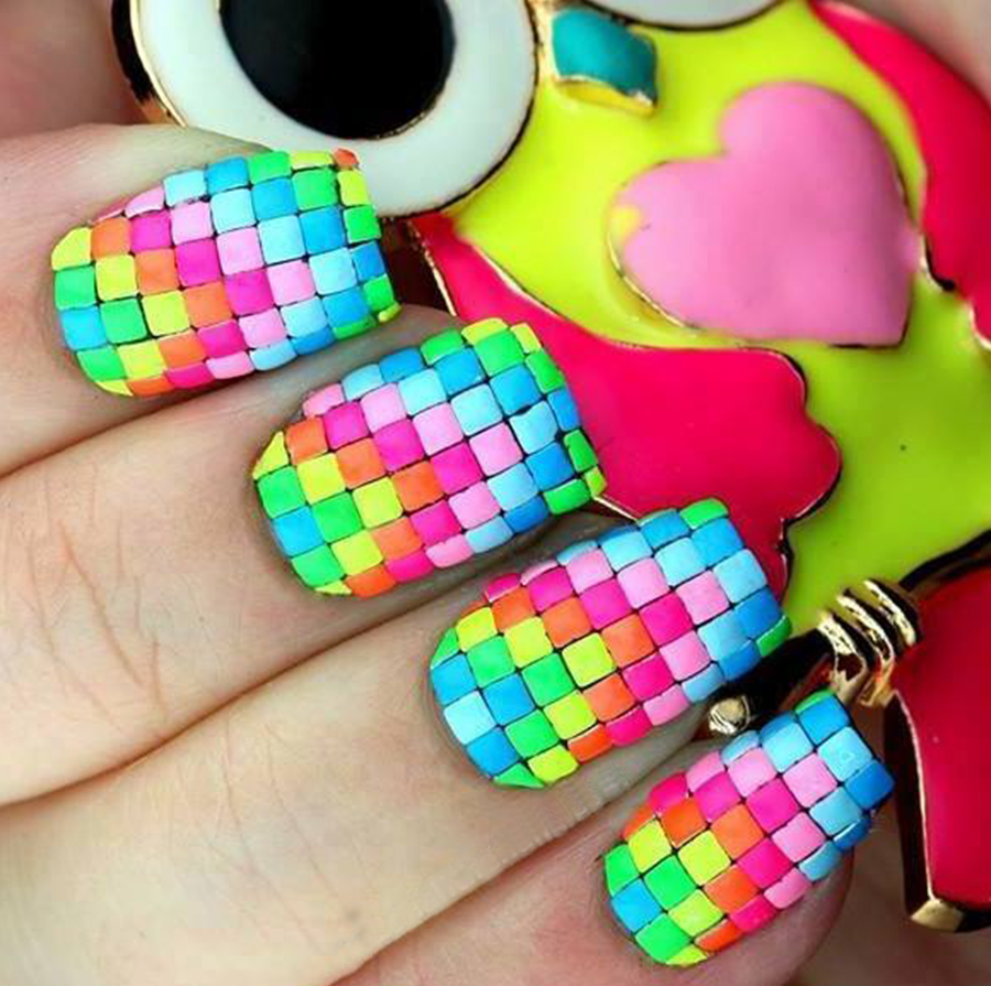Nails In Amazing Colors