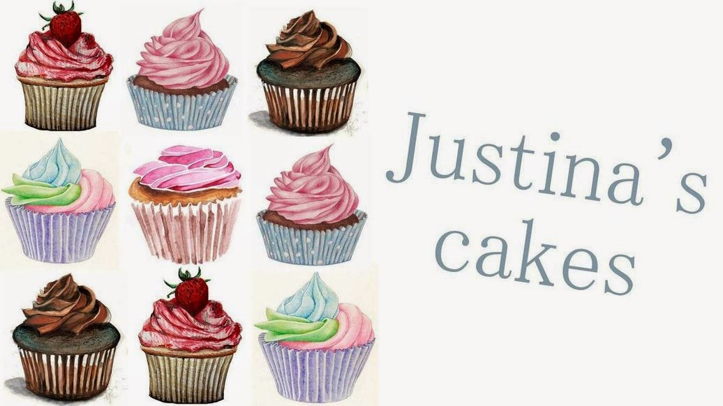 Justina's cakes