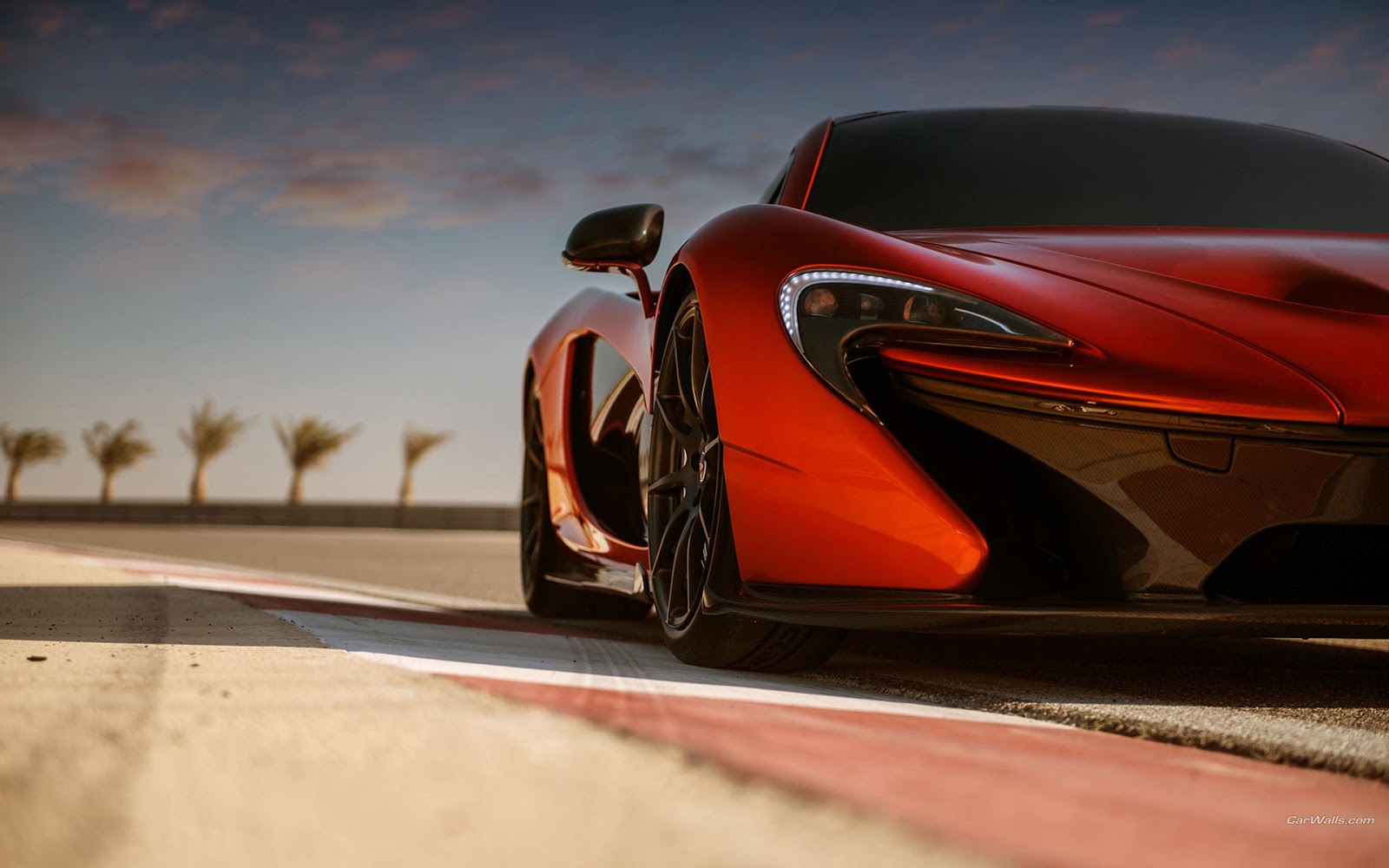 2014 McLaren P1 HD Wallpapers