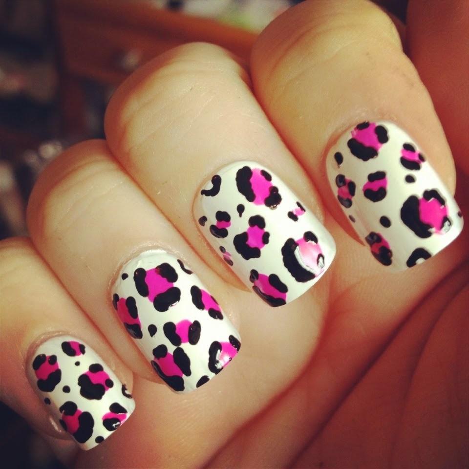 decoracion de uñas hipster