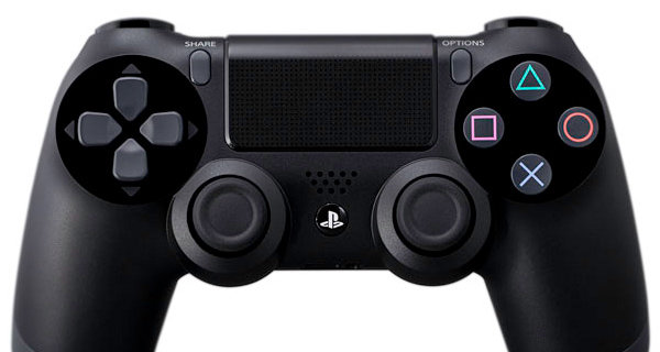 First Official DualShock 4 Picture
