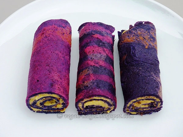 Purple Cabbage Wraps
