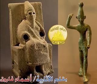 العقيده الدينيه في ممالك سوريا القديمه