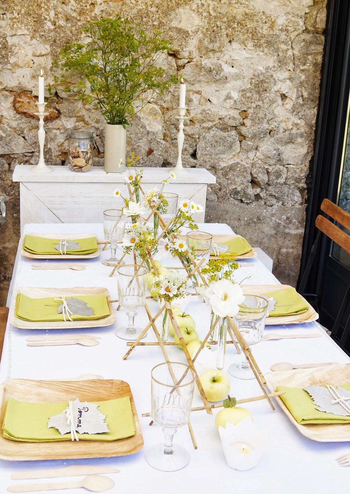 Ma boutique d co table d coration de table d coration for Boutique deco jardin