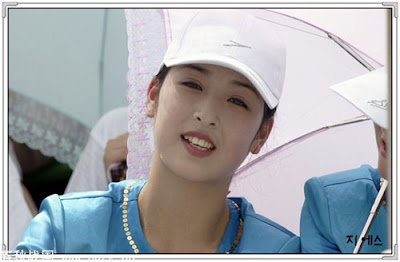 北韓國寶五美 鄭美香