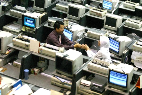Perkembangan bisnis forex di indonesia