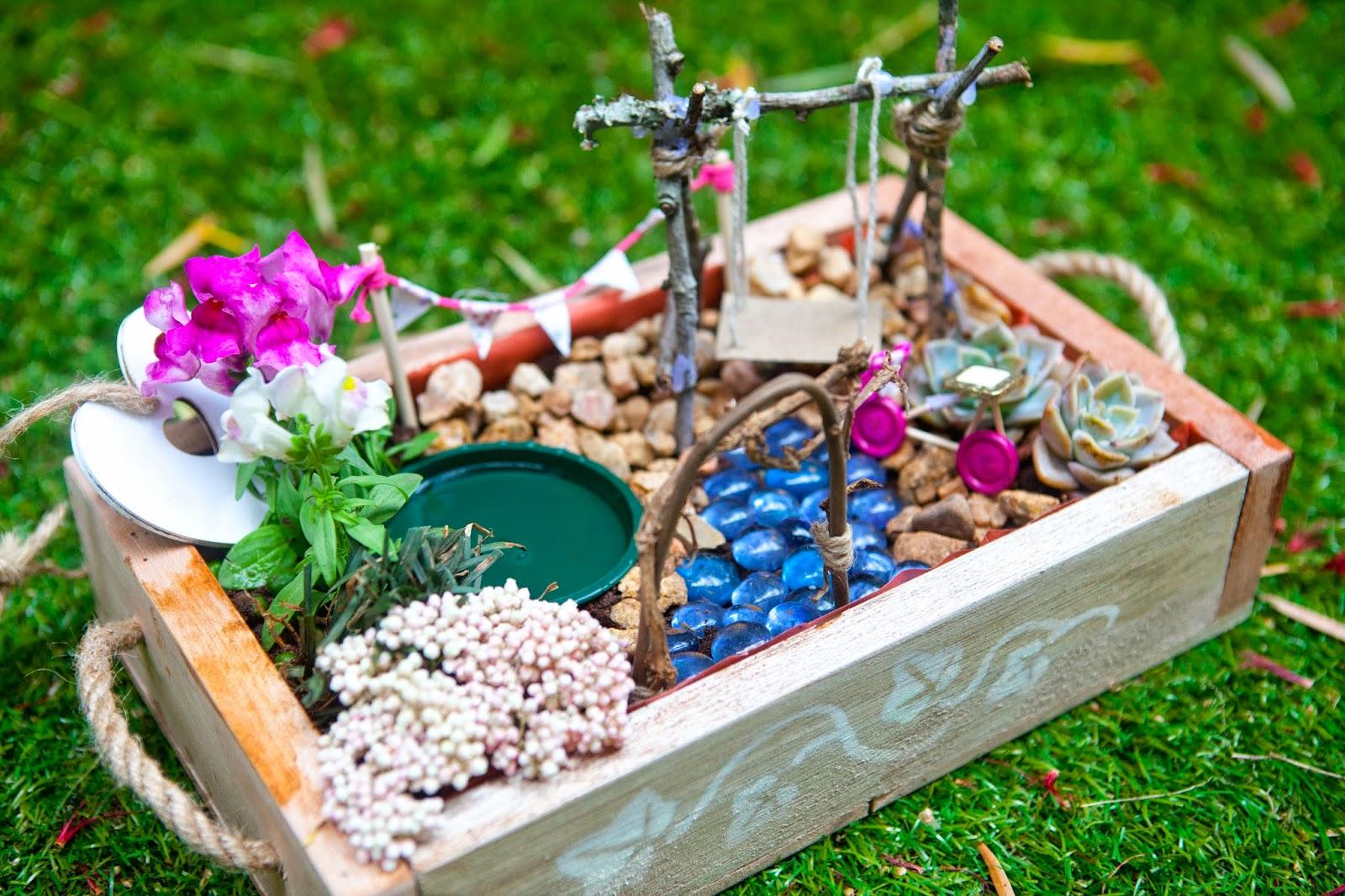 The Green Thumbers: Fairy Gardening 101