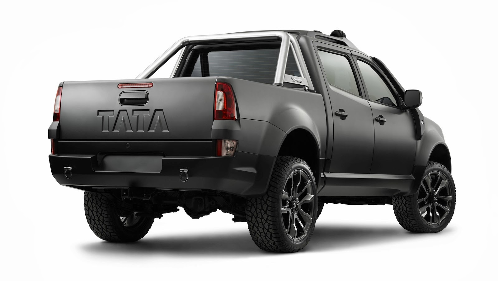 All About Automobiles: TATA - New pickup for Australia