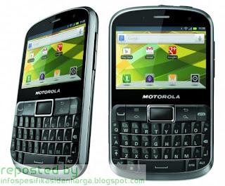 Harga Motorola Defy Pro Hp Terbaru 2012