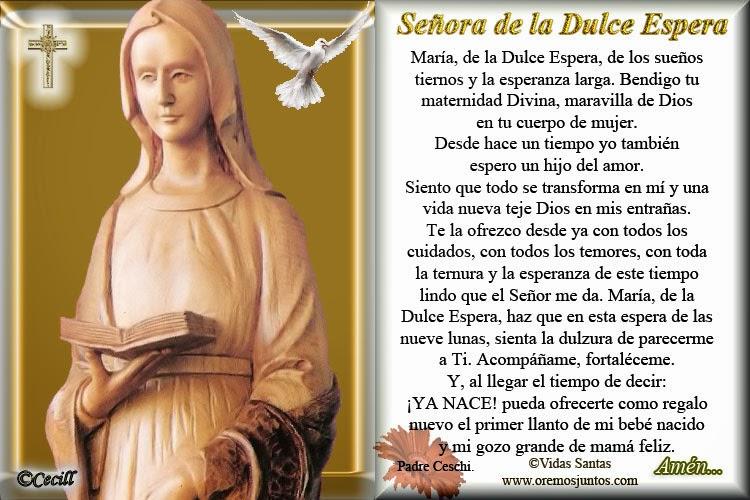 VIRGEN MARÍA, RUEGA POR NOSOTROS : 02/05/14