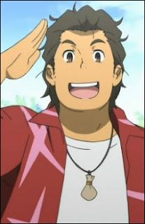 Character Anime Anohana