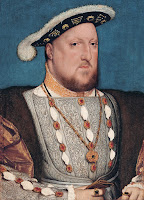 VIII Henrik angol király és Klevei Anna házasságot kötött
