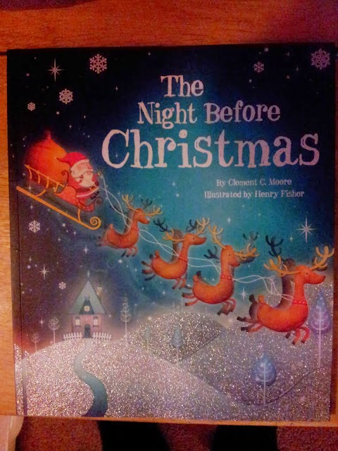Christmas Eve 2014 UK Traditions The Night Before Christmas Bedtime Story