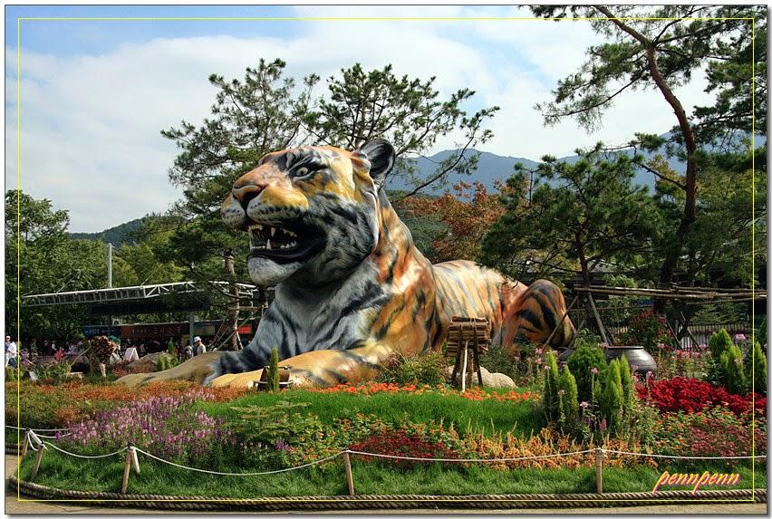 SEOUL GRAND PARK    서울 大公園