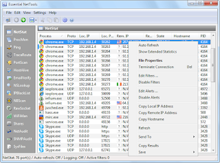 Download Essential NetTools 4.4 Build 301