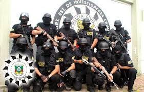 O seu site policial