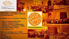 Taula-debat i signatura del pacte per candidats/es a l'Alcaldia de València
