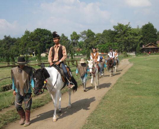 De Ranch, Bandung