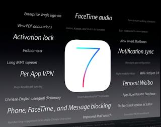 10 hidden features of iOS 7