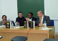 Justo Bolekia, Isabela de Aranzadi, Basilio Rodríguez, Asociación Española de Africanistas (AEA)