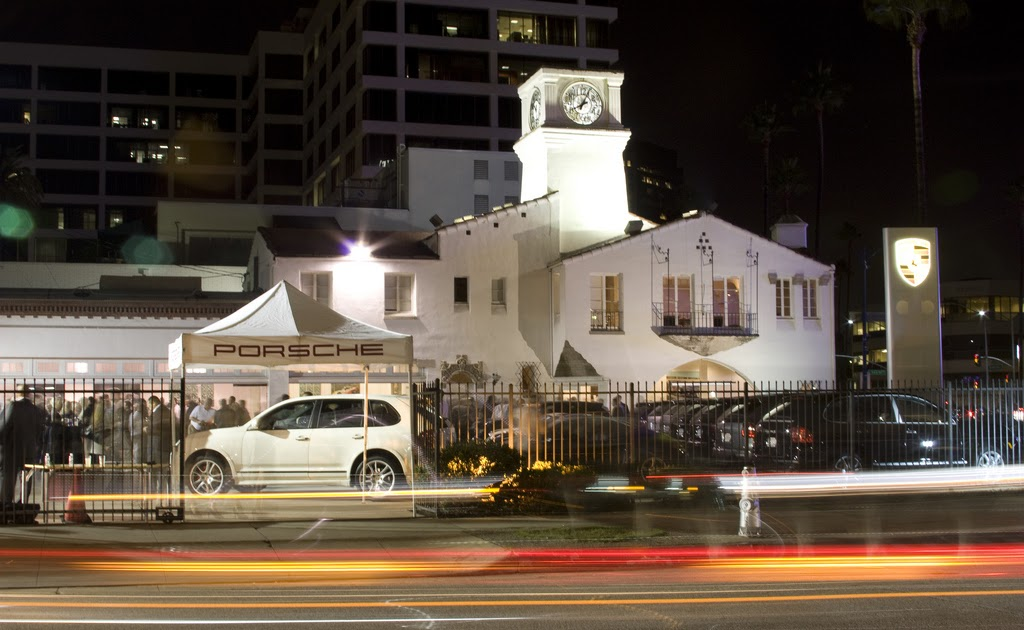 Beverly Hills Porsche Official Blog The Clock Market A