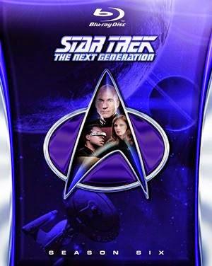 Star Trek: The Next Generation - Season 6 [Blu-ray]