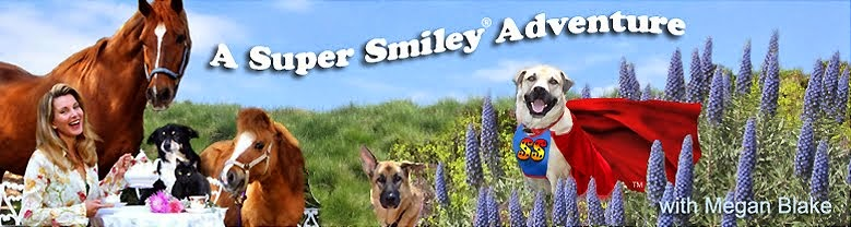 A Super Smiley Adventure with Megan Blake, The Pet Lifestyle Coach® & Super Smiley