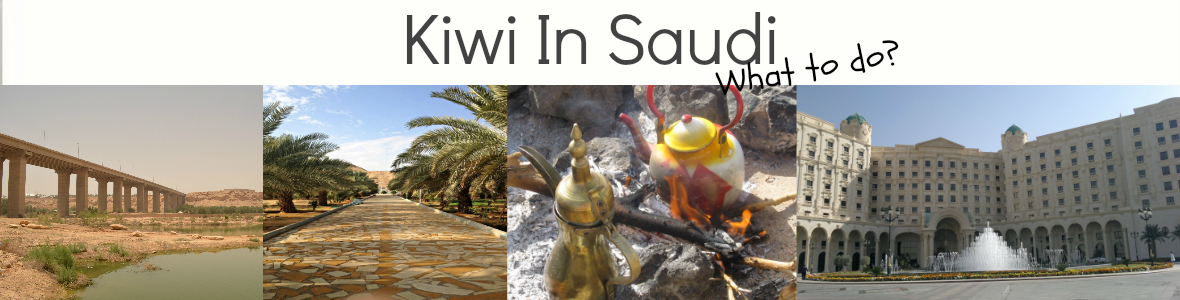 Kiwi Living in Saudi: What to do?