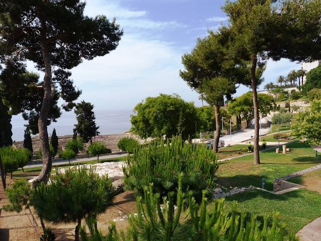 Tarragonain-jardines-les-granotes-anfiteatro