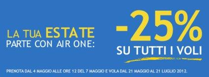 promozione Airone estate