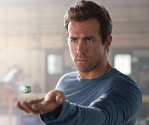 Lanterna Verde - Ryan Reynolds