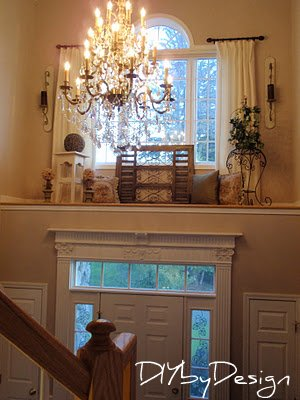 PA230076 Colonial style home decor home tour